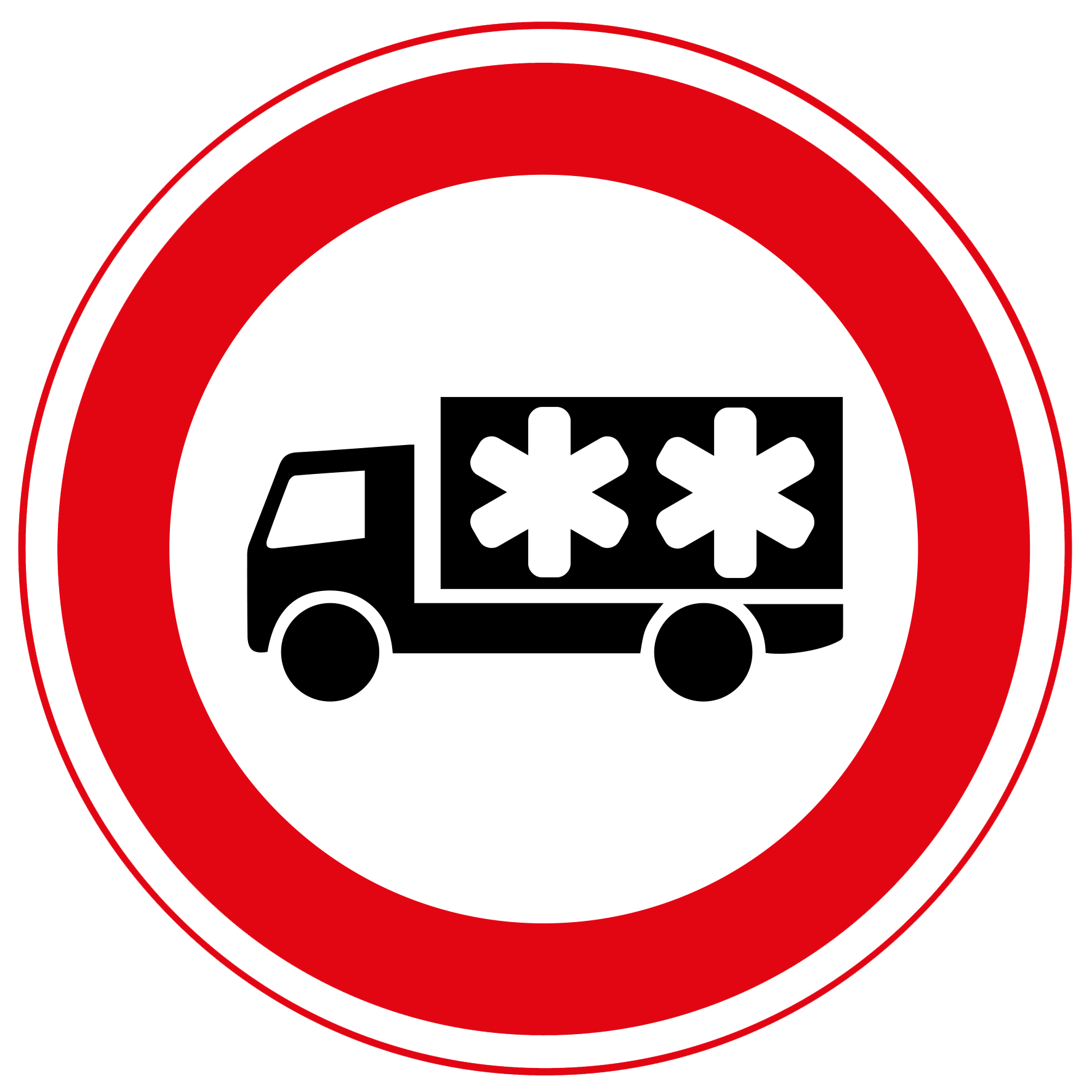 Hazardous Material for Transport