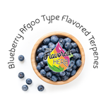 Blueberry Afgoo Type Flavored Terpenes**