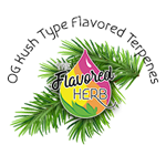OG Kush Type Flavored Terpenes**