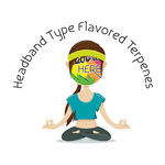 Headband Type Flavored Terpenes**
