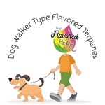 Dog Walker Type Flavored Terpenes**