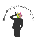 Berry White Type Flavored Terpenes**