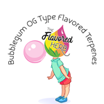 Bubblegum OG Type Flavored Terpenes**