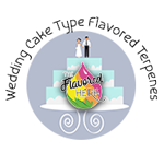 Wedding Cake Type Flavored Terpenes**