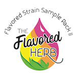 Flavored Strain Sample Pack II **