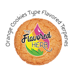 Orange Cookies Type Flavored Terpenes**