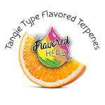 Tangie Type Flavored Terpenes**