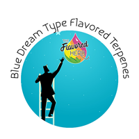 Blue Dream Type Flavored Blend**