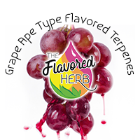 Grape Ape Type Flavored Terpenes**