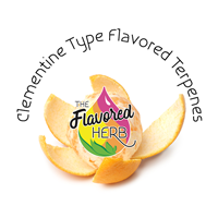 Clementine Type Flavored Terpenes**