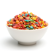 Fruity Cereal Flavor (OS)**